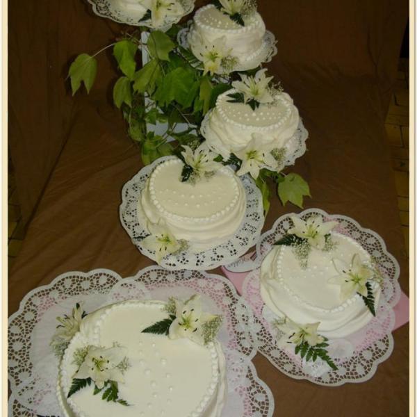 Hochzeitstorten Konditorei Hubler